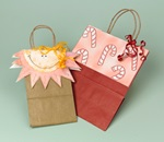 Gift Bag Toppers craft