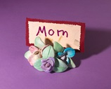 Delicate Place Card Holders lesson plan