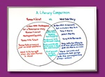 Venn Diagrams: Contrasts in Color lesson plan