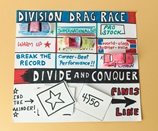 Division Drag Race Board Game lesson plan
