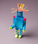 Measure a Recycled Robot lesson plan