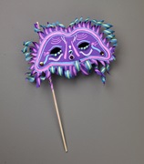 Double the Merriment Mardi Gras Masks lesson plan