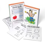 Tracing Fun lesson plan