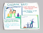 School Rules Scroll lesson plan