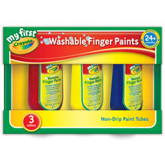 MFC Washable Finger Paints