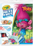 Trolls Color Wonder