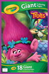 Trolls Colouring Pages