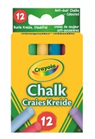 12 ct. Crayola Children's Chalk