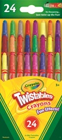 Crayola® 24 ct Fun Effects! Twistables Crayons