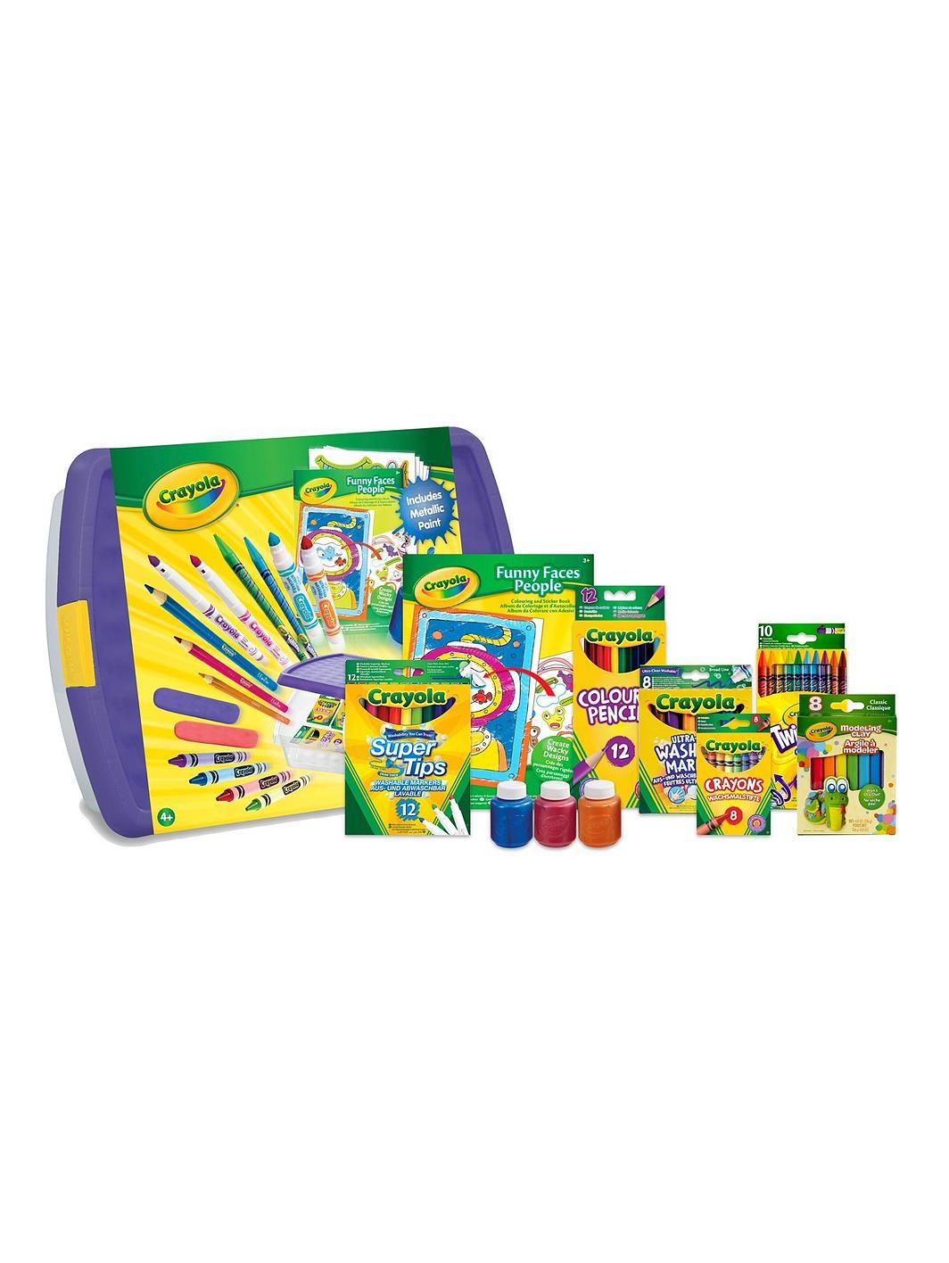 pack of 3 Crayola Twistable Graphite Pencils