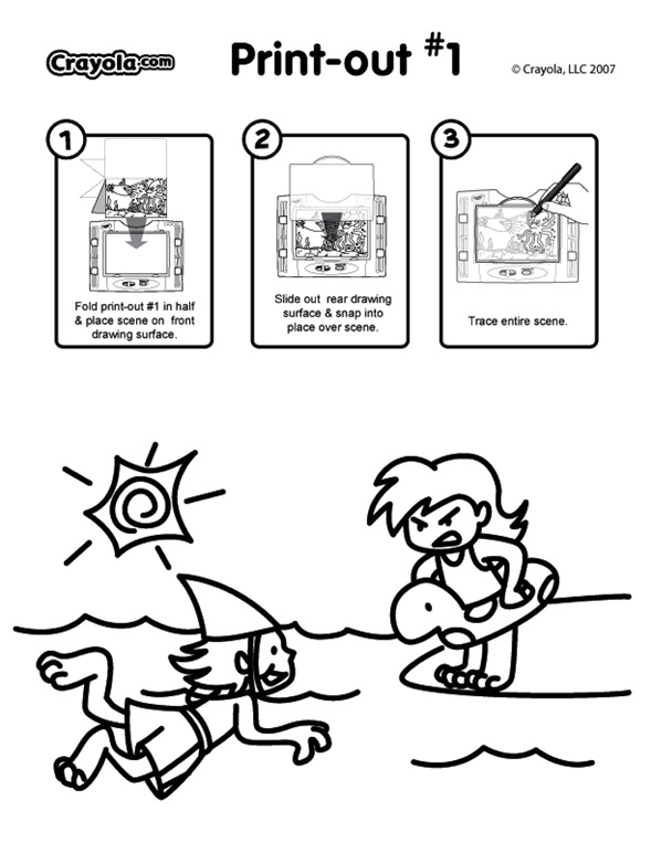 Sharkboy colouring pages for Sharkboy and lavagirl coloring pages to print