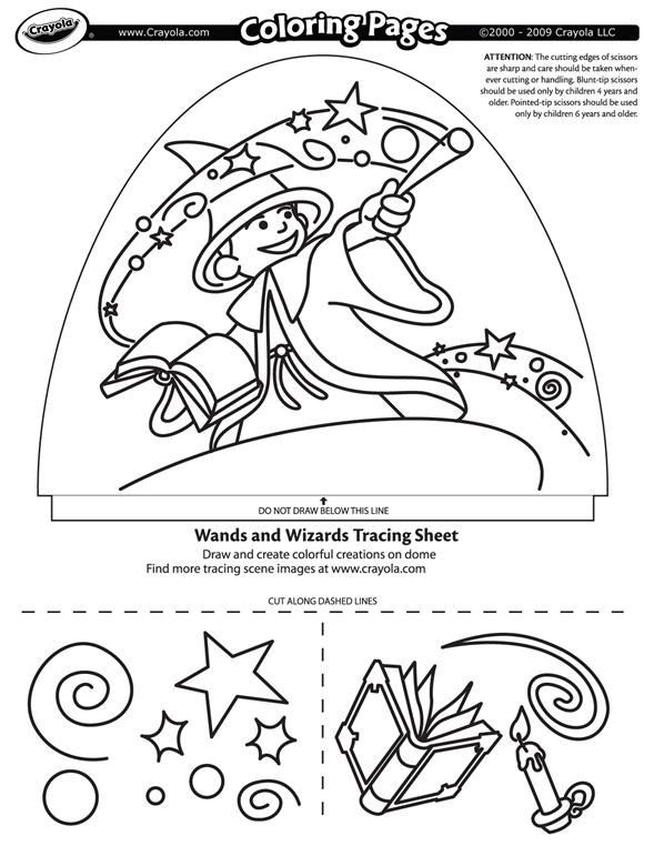 Wands And Wizards Coloring Page. Medium Size Of Coloringcoloring Pad Online  Cosy Crayola Sketch ...