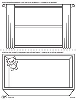 First Pages Window And Toy Box