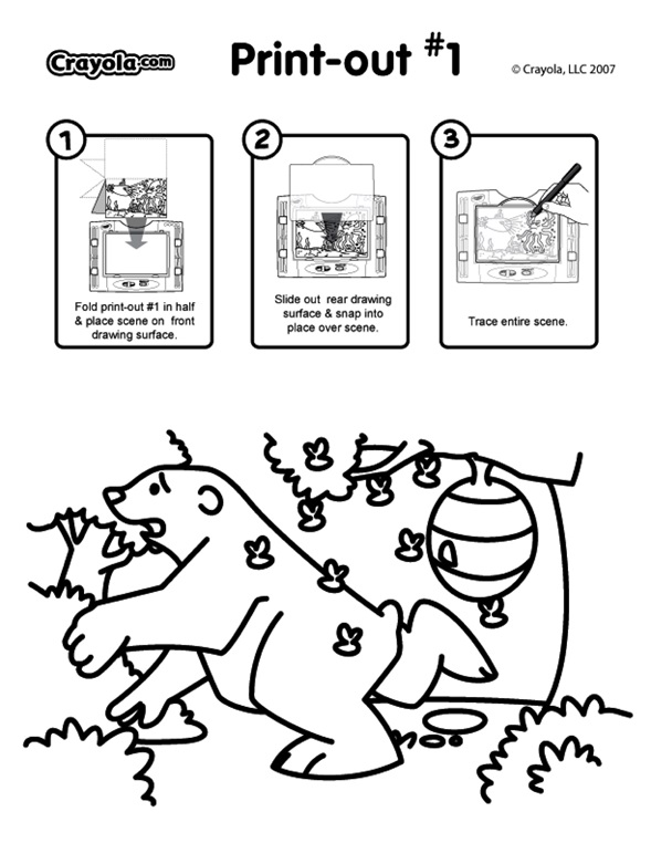 crayola giant coloring pages uk images